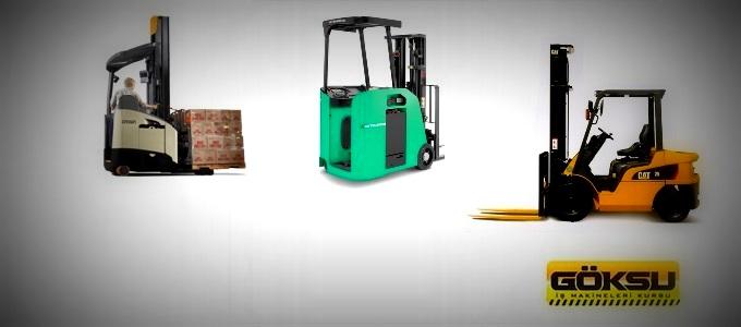 Forklift Operatörü Ehliyeti